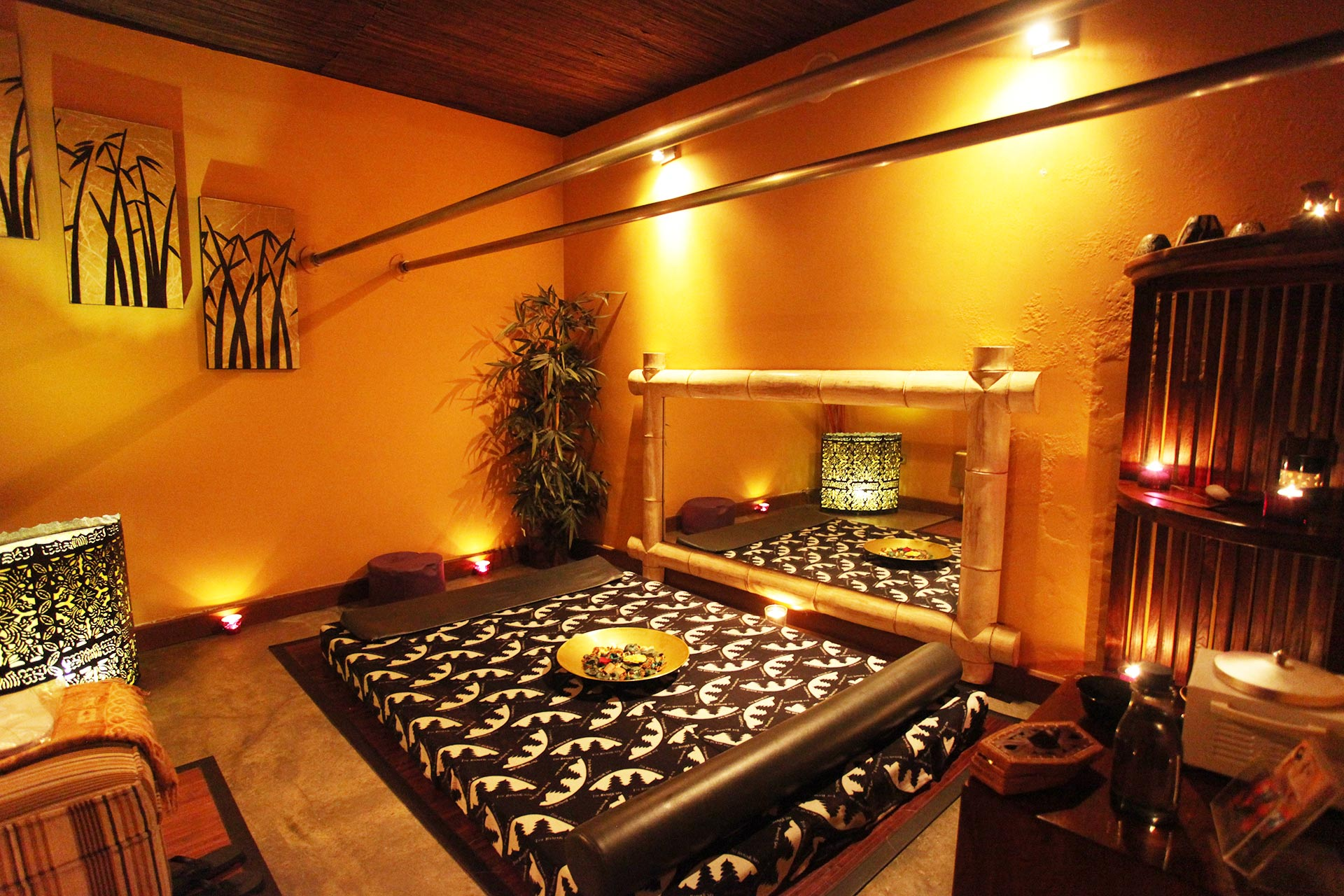 quarto de massagem wayang center spa