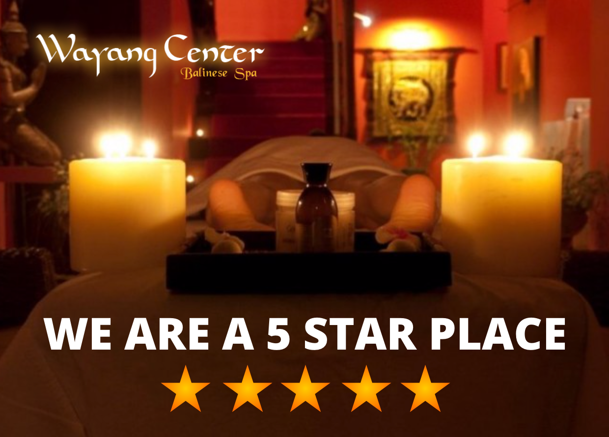 5 star place wayang center spa